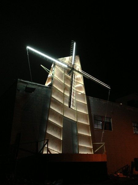 WindmillNight